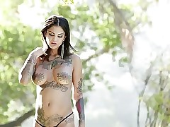 Tattoo naked videos - young and fucking