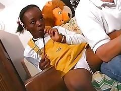 Ebony nude clips - sexiest teen pussy