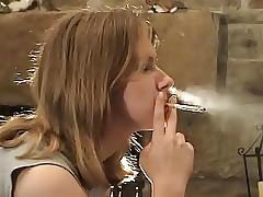 Smoking naked videos - young teen fuck videos